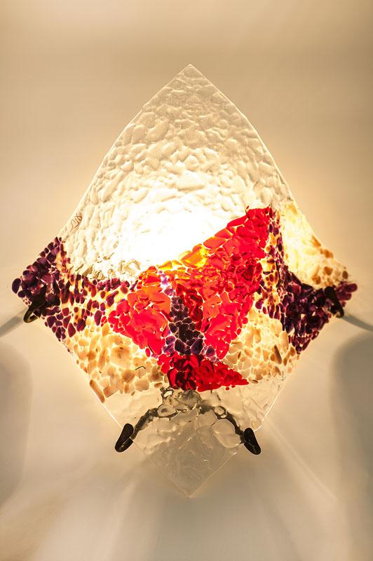 ענת וייס – פסלי זכוכית מוארים