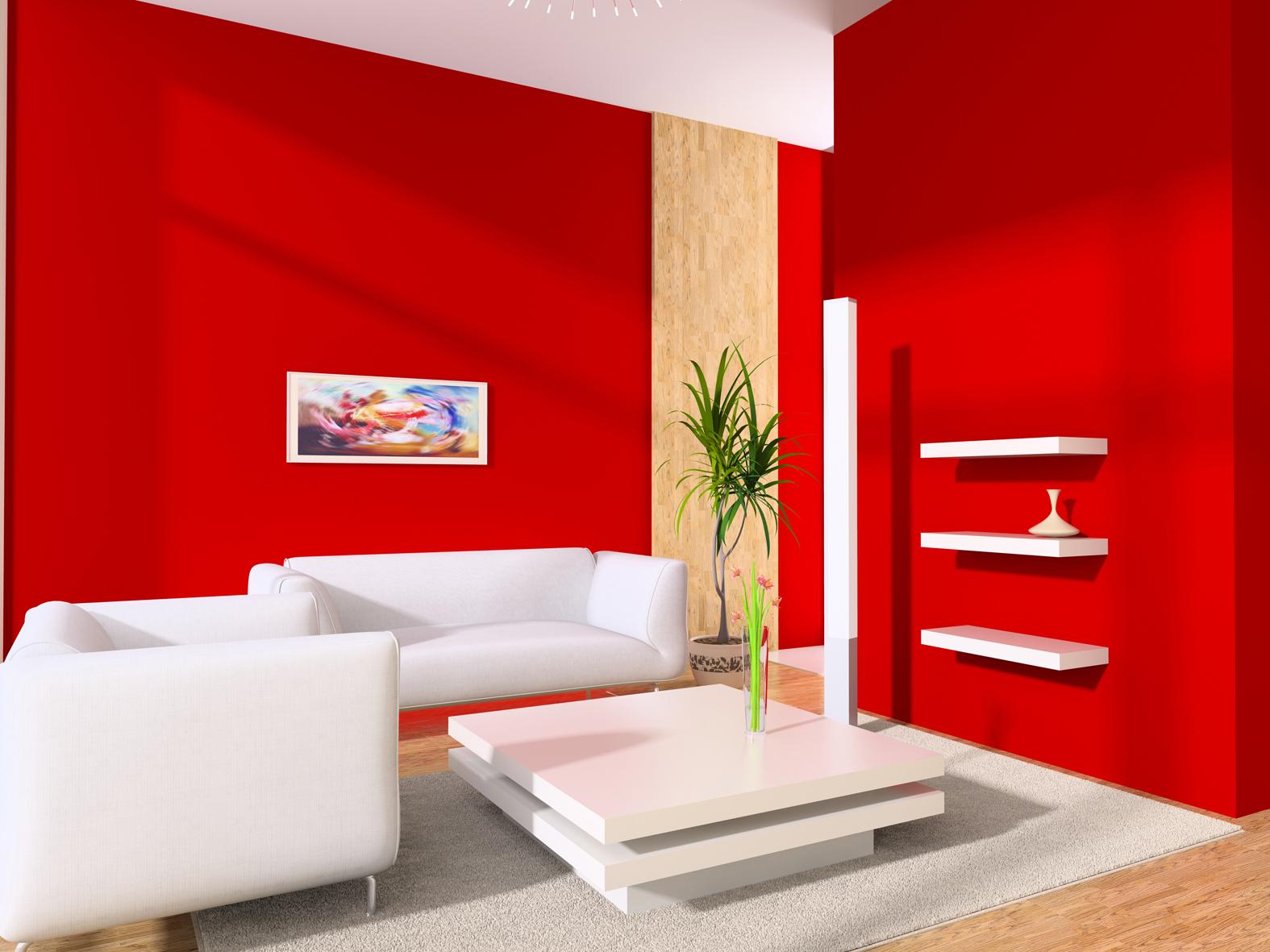 חדר באדום לוהט